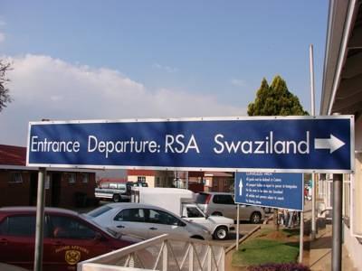 swaziland border