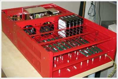storage assembled