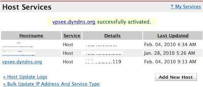 dyndns domain