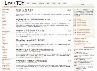linuxtoy.org