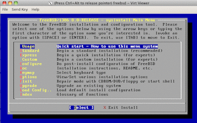 freebsd kvm console