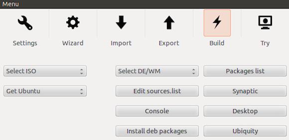 ubuntu builder